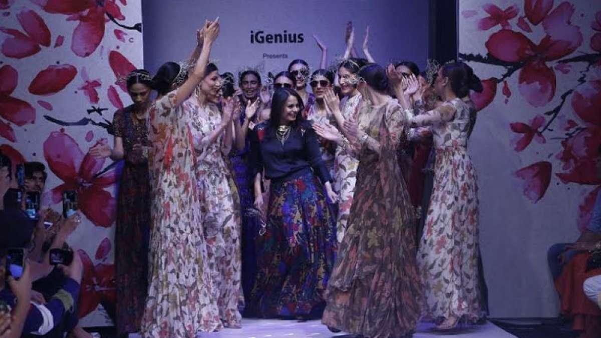 Asian Designer Week 2018: Pallavi rocks Grand Finale