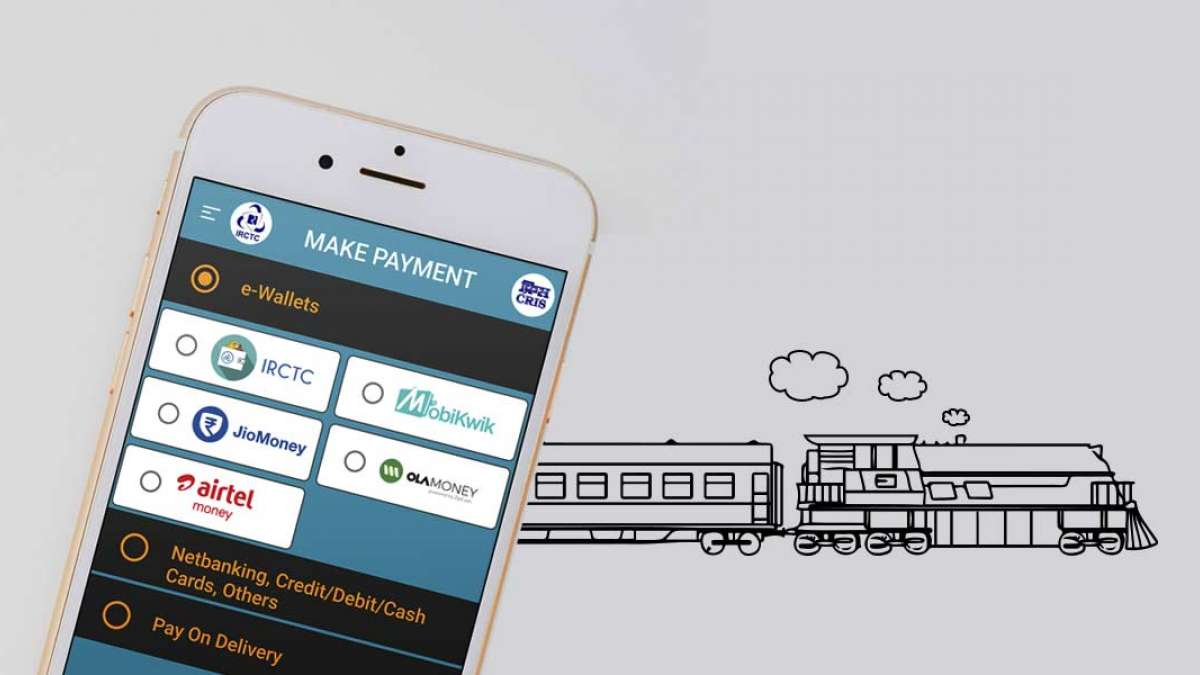 How to book tatkal ticket from IRCTC e-Wallet Rail Connect app?