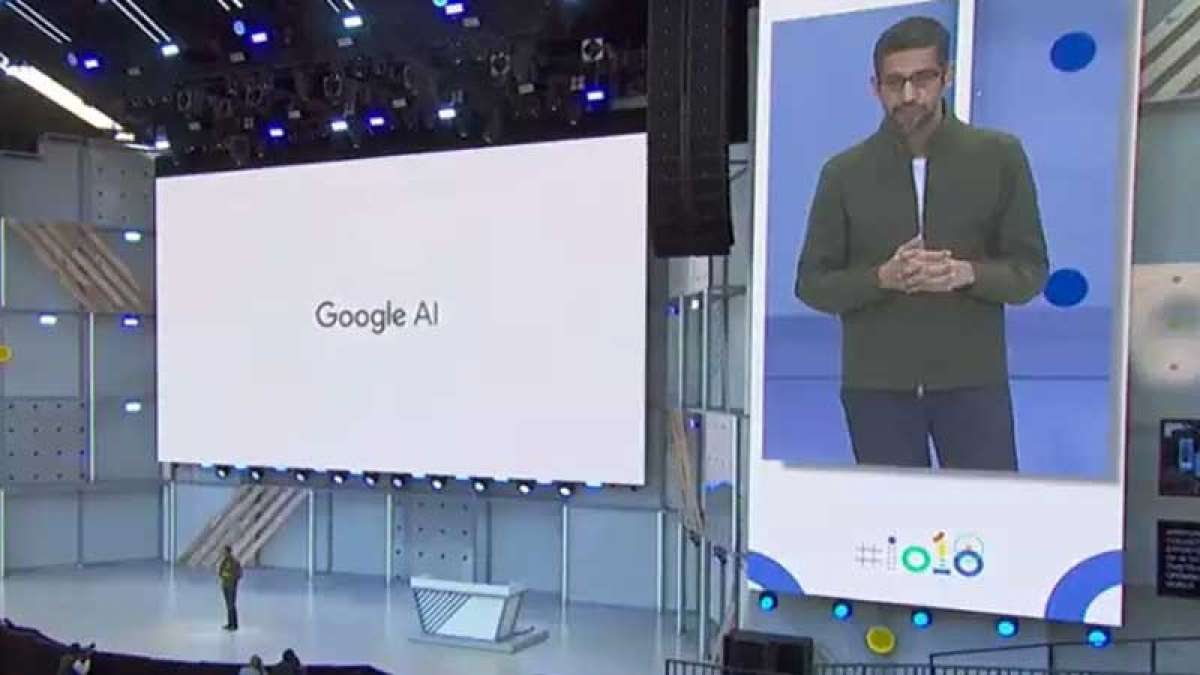 Google I/O 2018: Focus on Artificial Intelligence to make life simple