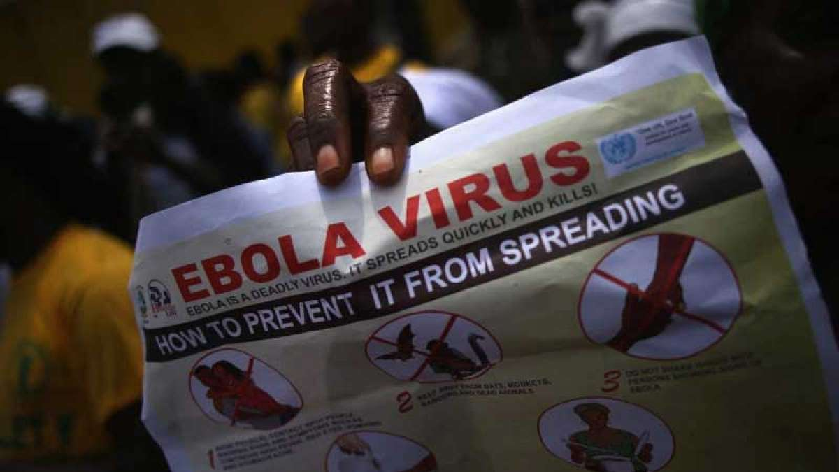 Mass vaccination can't stop Ebola outbreak: Five ways to prevent yourself