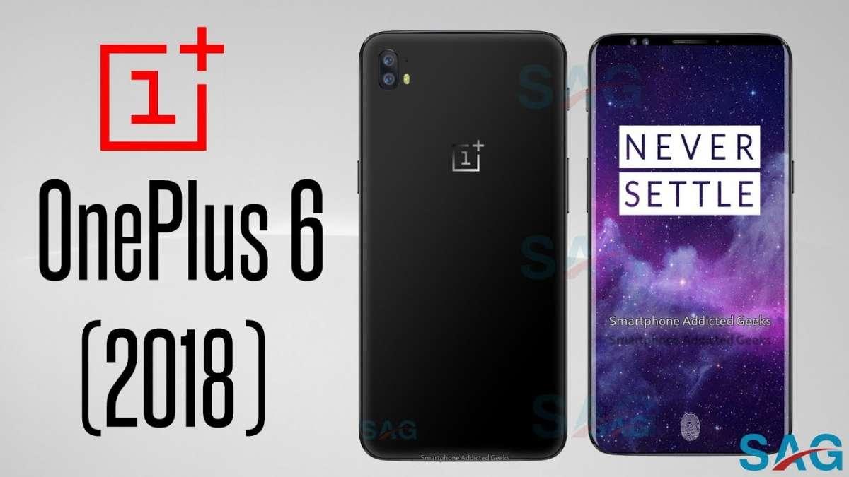 OnePlus 6 design leaked