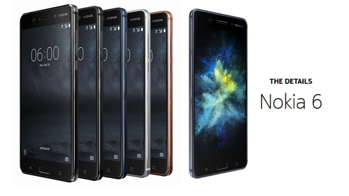 Nokia 6 (2018) with 4GB RAM and 64GB storage is now available for online sale through Amazon India