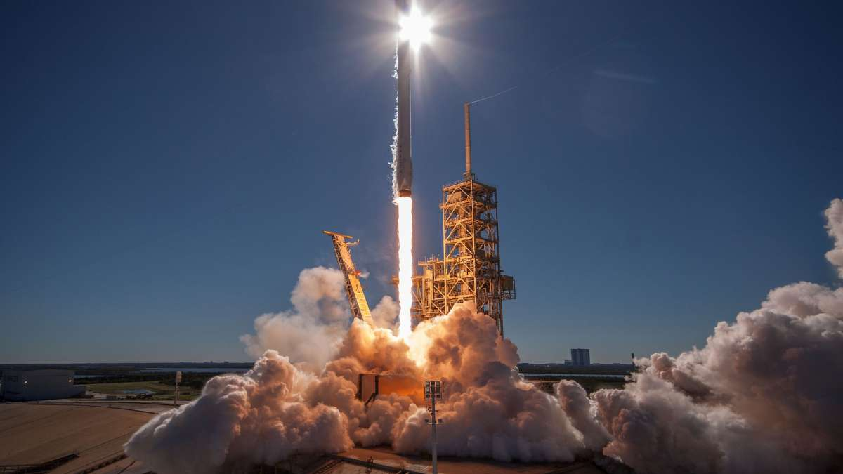 SpaceX CEO explains technical specifications of Falcon 9 Block 5 Rocket which positioned Bangabandhu-1 to orbit