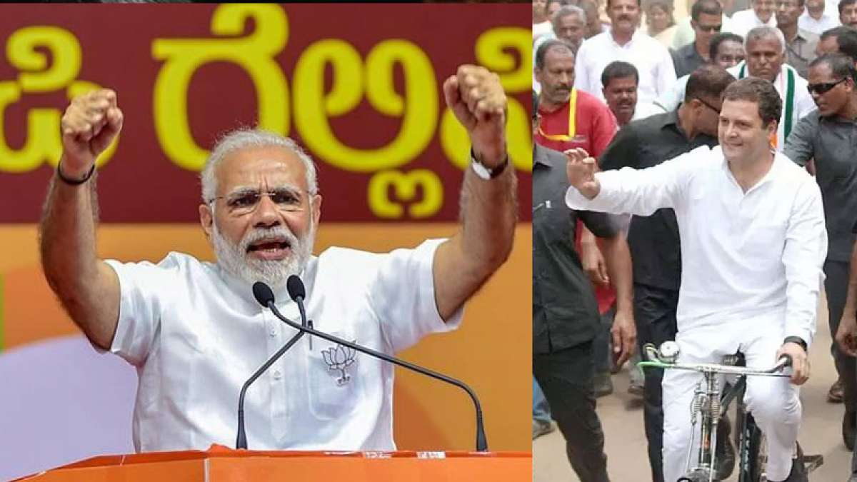 Battle to form government in Karnataka: Congress, BJP ready to claim majority