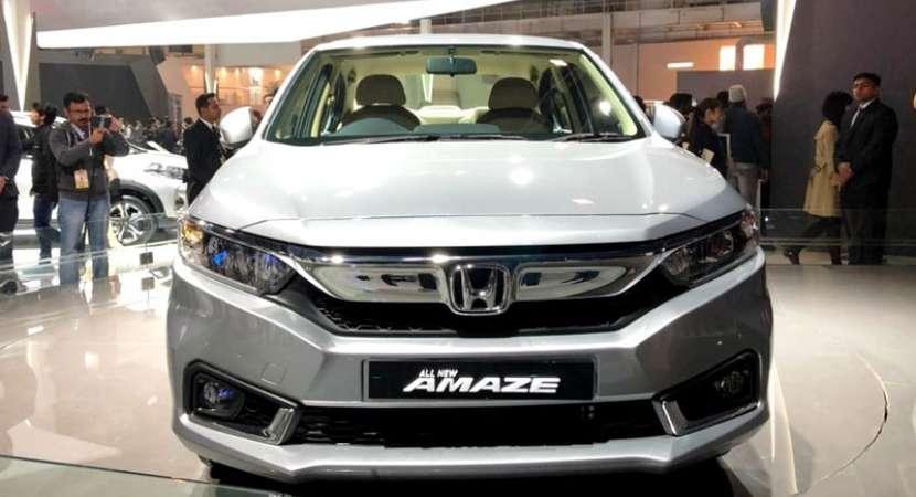 Honda Cars India launch second generation Amaze