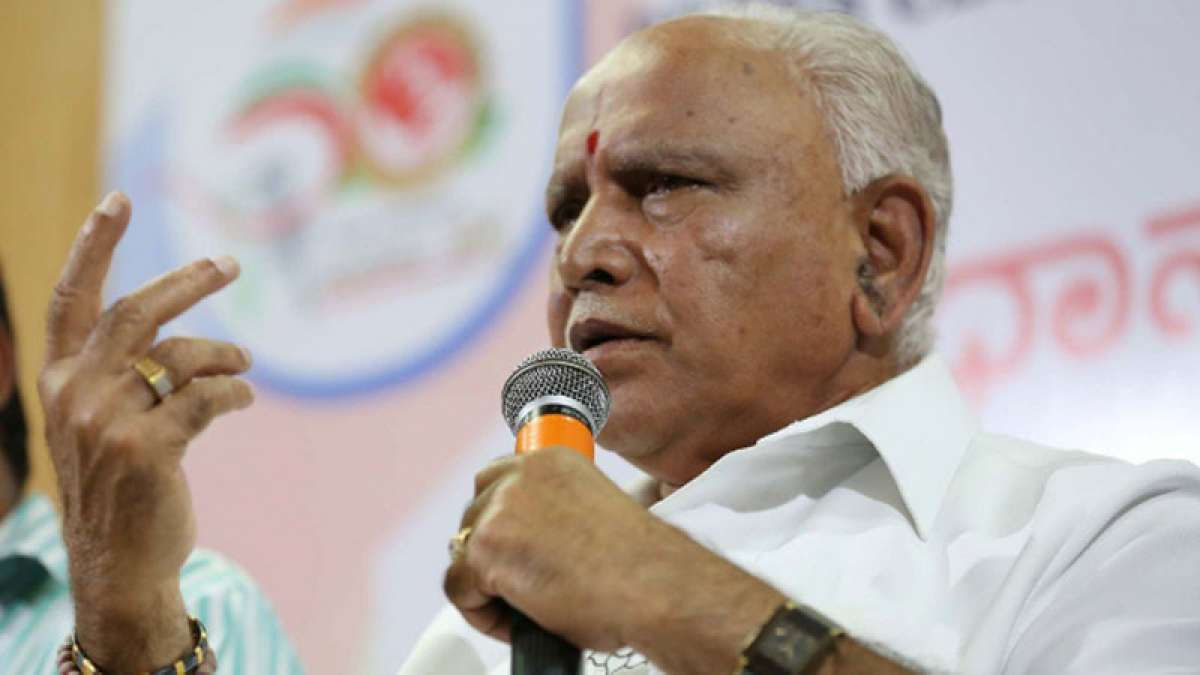 Yeddyurappa elected BJP House leader, stakes claim to form government