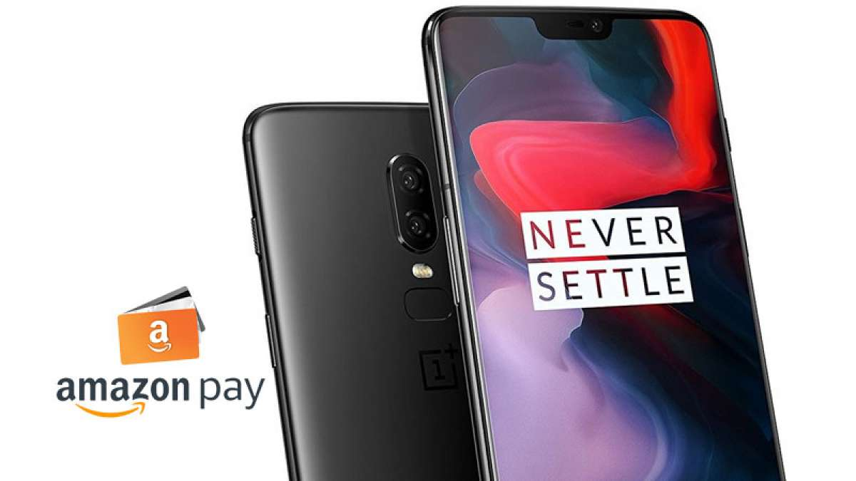 One Plus' Fast AF sale live on Amazon India; Potential buyers can avail cashback and extended warranty