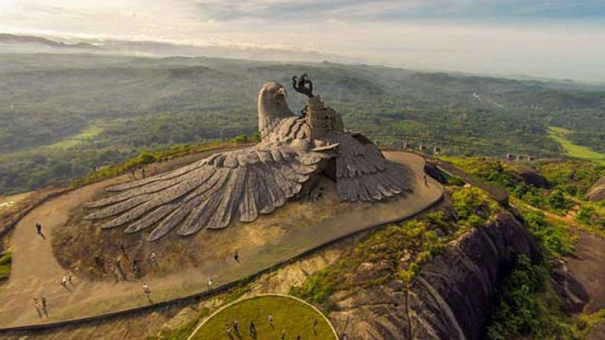 Kerala tourism to unveil world's largest bird sculpture