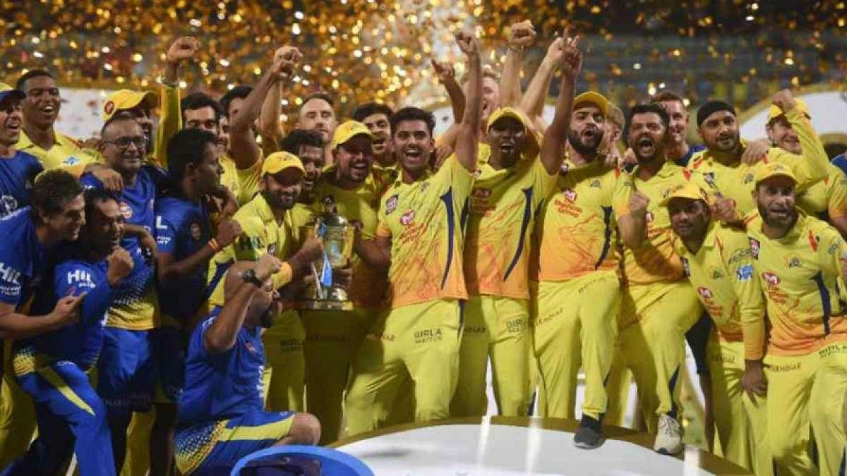 IPL 2018: Chennai Super Kings wins the trophy