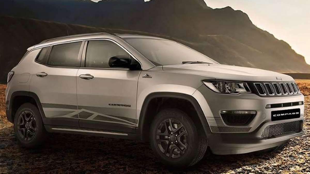 Jeep Compass Bedrock launched in India: First Look
