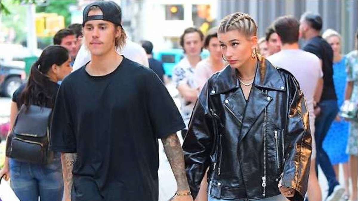 Justin Bieber, Hailey Baldwin seen holding hands in public