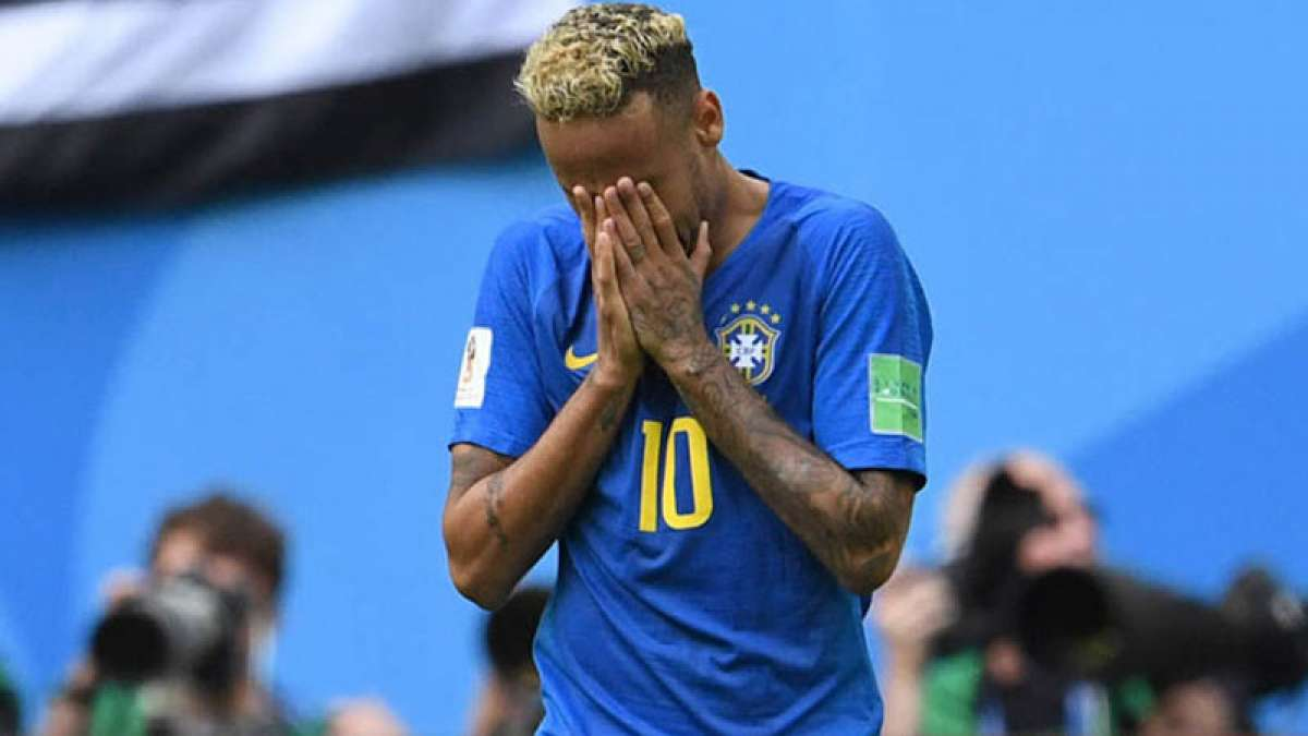 Neymar sheds 'tears of joy' after defeating Costa Rica