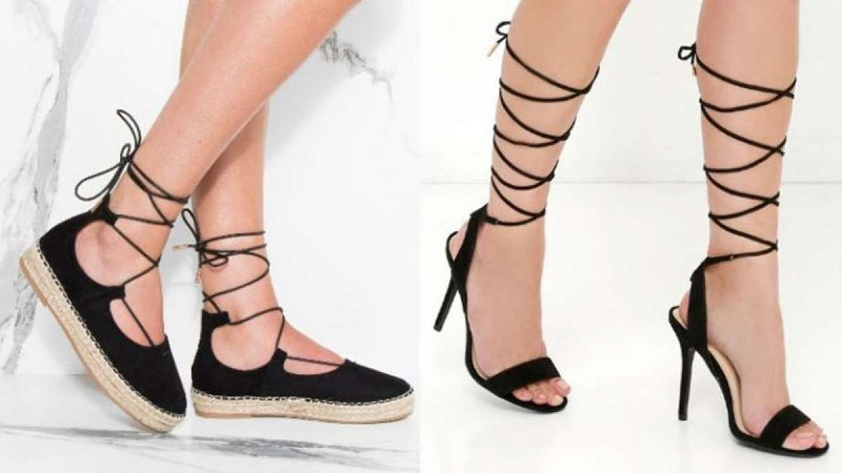 Shoe trends to escalate your style quotient