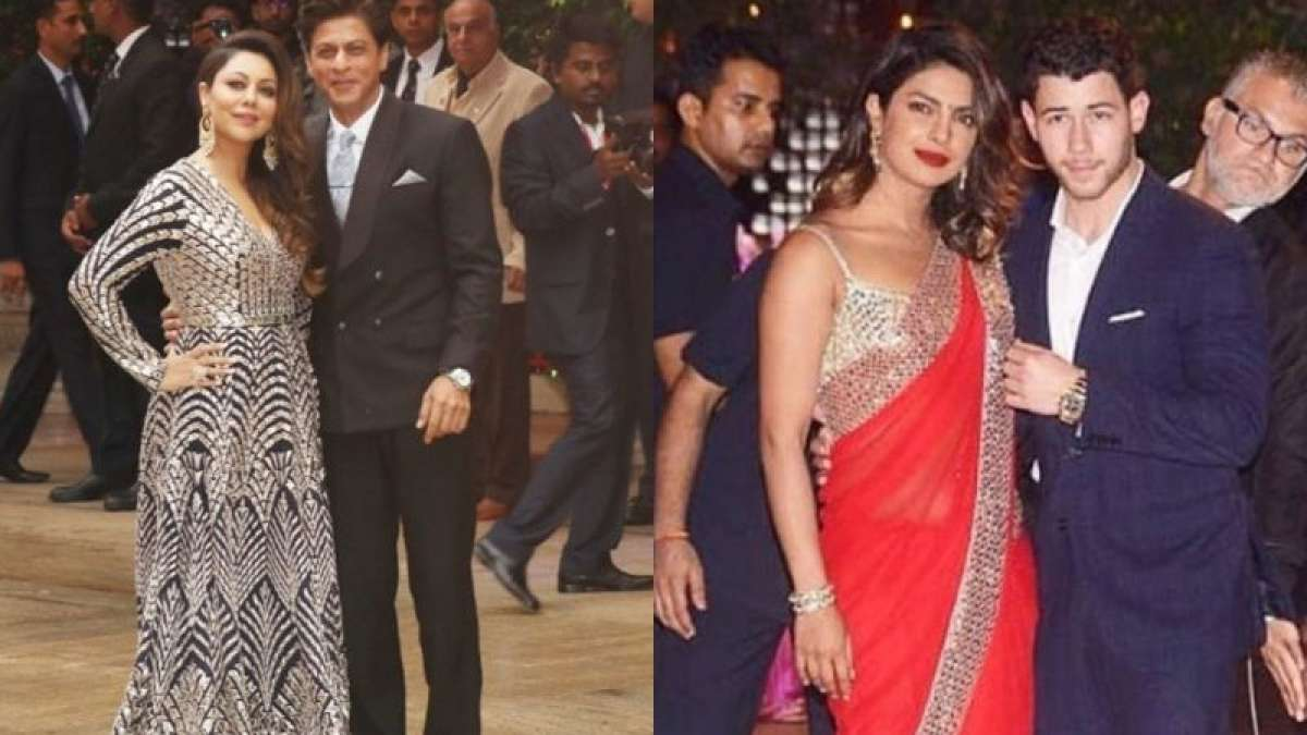 Akash Ambani Engagement: Shah Rukh, Sachin, Priyanka attend ceremony