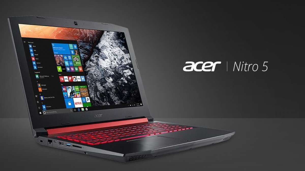 Acer Nitro 5 gaming laptop launched in India at Rs 65,999