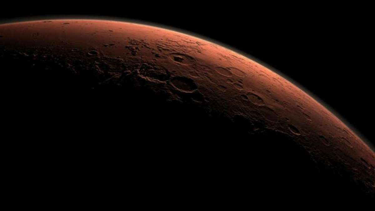 A new study claims that the valleys seen on Mars may have been created by run-off rainwater