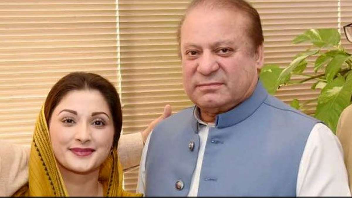 Nawaz Sharif and daughter Maryam were also charged with heavy fines by the court.