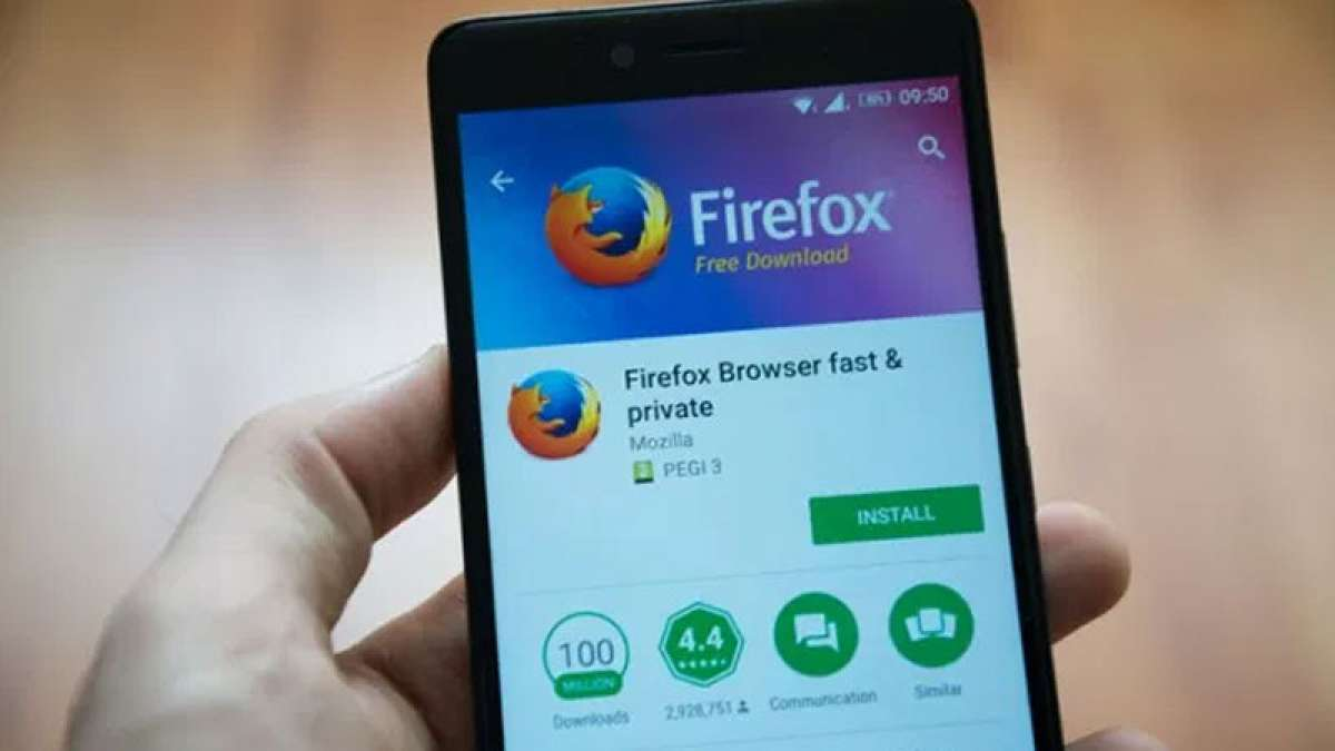 Fenix Mozilla new Android based browser