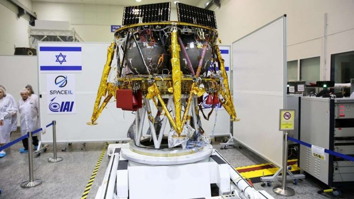 SpaceIL and the state-owned Israel Aerospace Industries plan to launch spacecraft to the Moon on December 2018