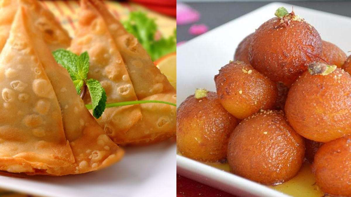 The yummy-tasty-chashni dipped gulab jamuns are actually recipe from Persia