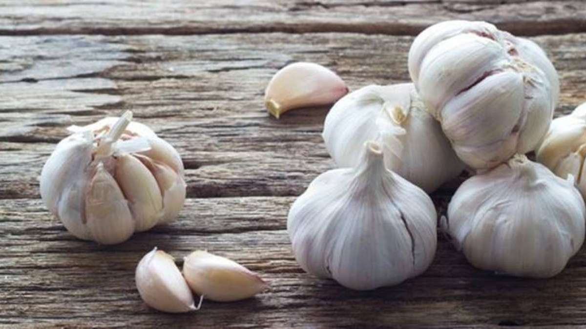 Garlic is loaded with nearly 100 active chemical compounds including several potent anti-oxidants.
