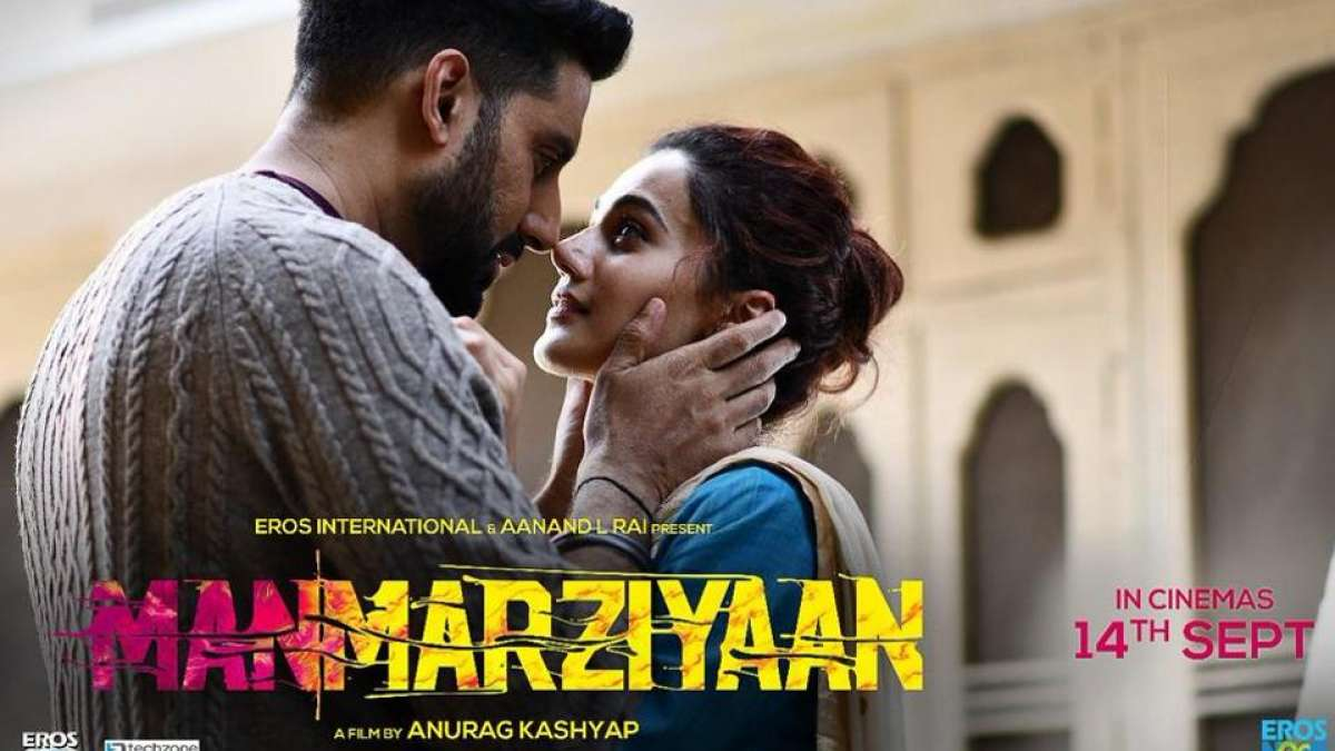 Abhishek Bachchan shares a new poster for Manmarziyaan