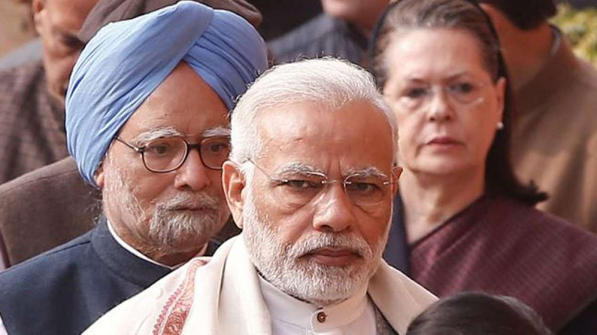 Higher GDP growth under Manmohan Singh removed from govt website