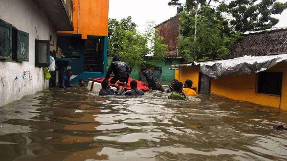 Kerala blames Tamil Nadu for flood disaster