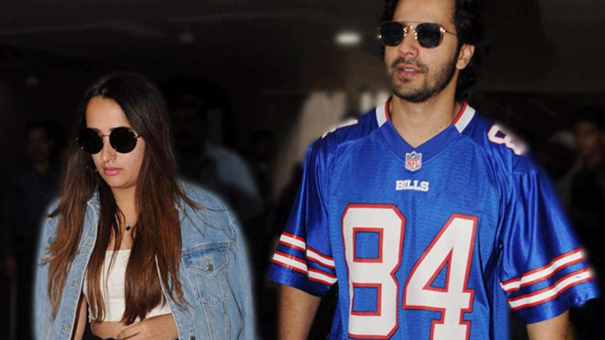 Actor Varun Dhawan opens up about this longtime girlfriend Natasha Dalal and his plans of getting married.