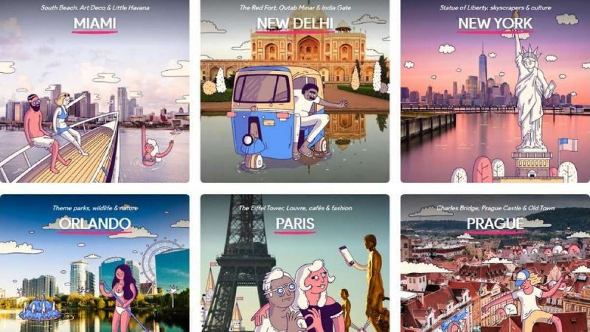 Google's in-house startup incubator Area 120 has introduced a travel guide website called Touring Bird for travellers