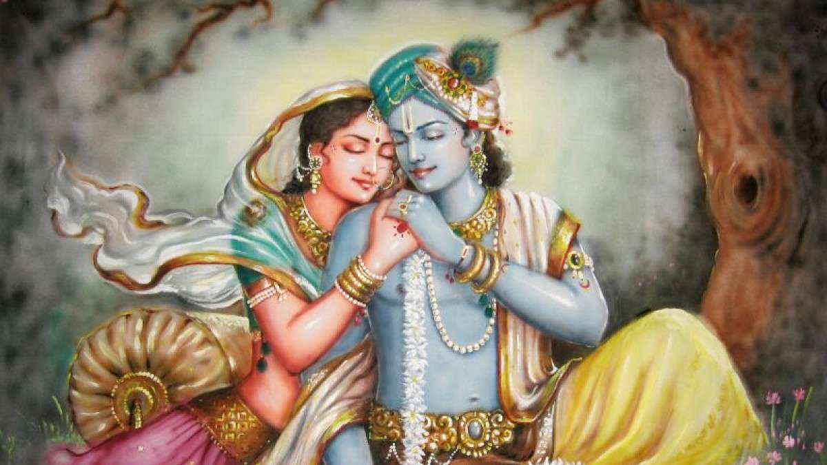 Know Why lord Krishna broke his flute and how Radha died?