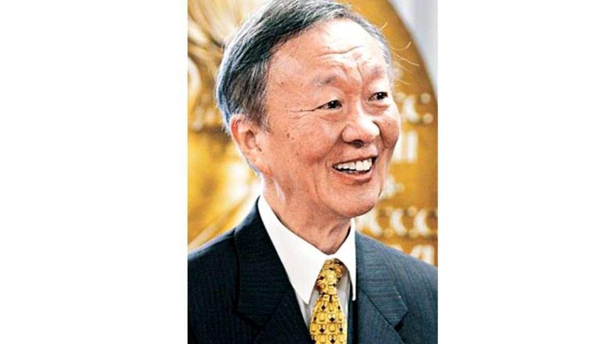Nobel Prize winner Professor Charles Kuen Kao (Representational Image