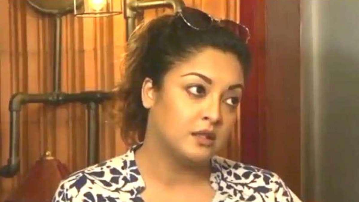 Actress Tanushree Dutta