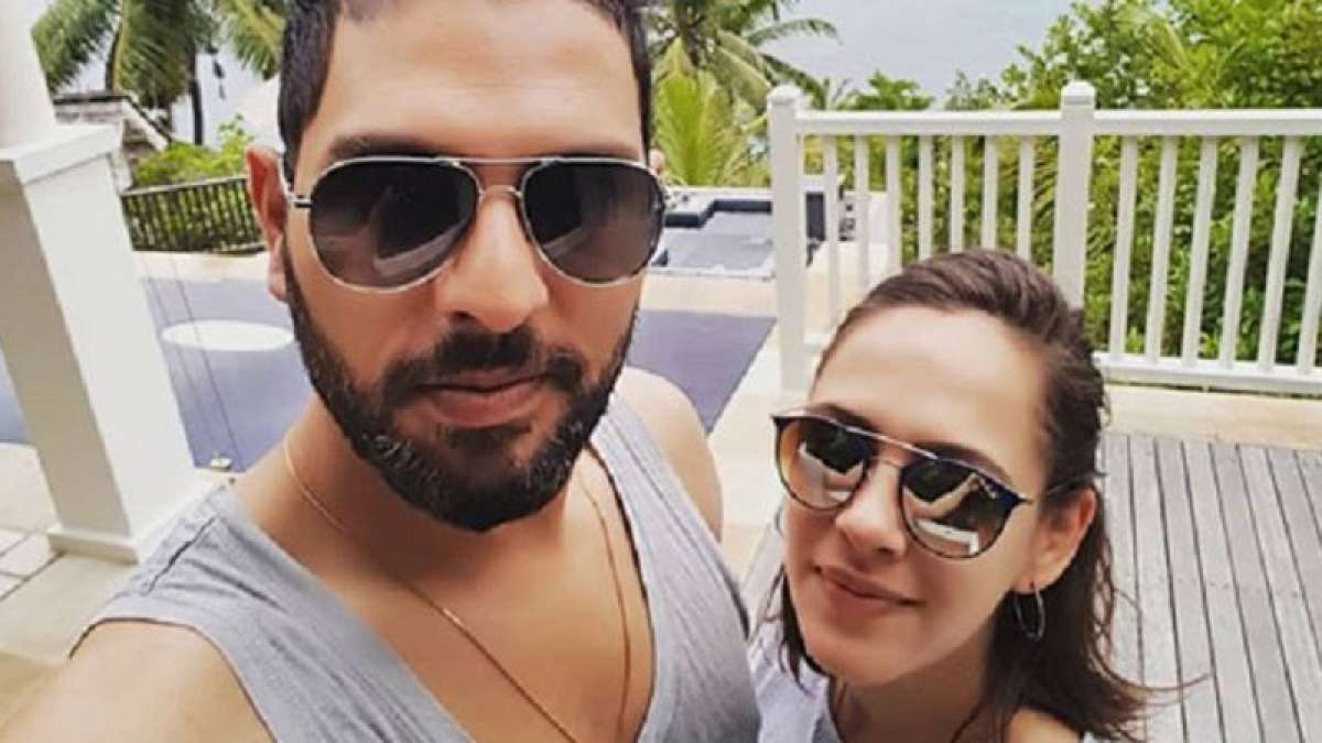 Hazel Keech reveals Yuvraj Singh's drawback