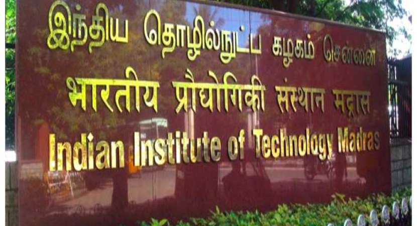 IIT Madras (Representational Image)