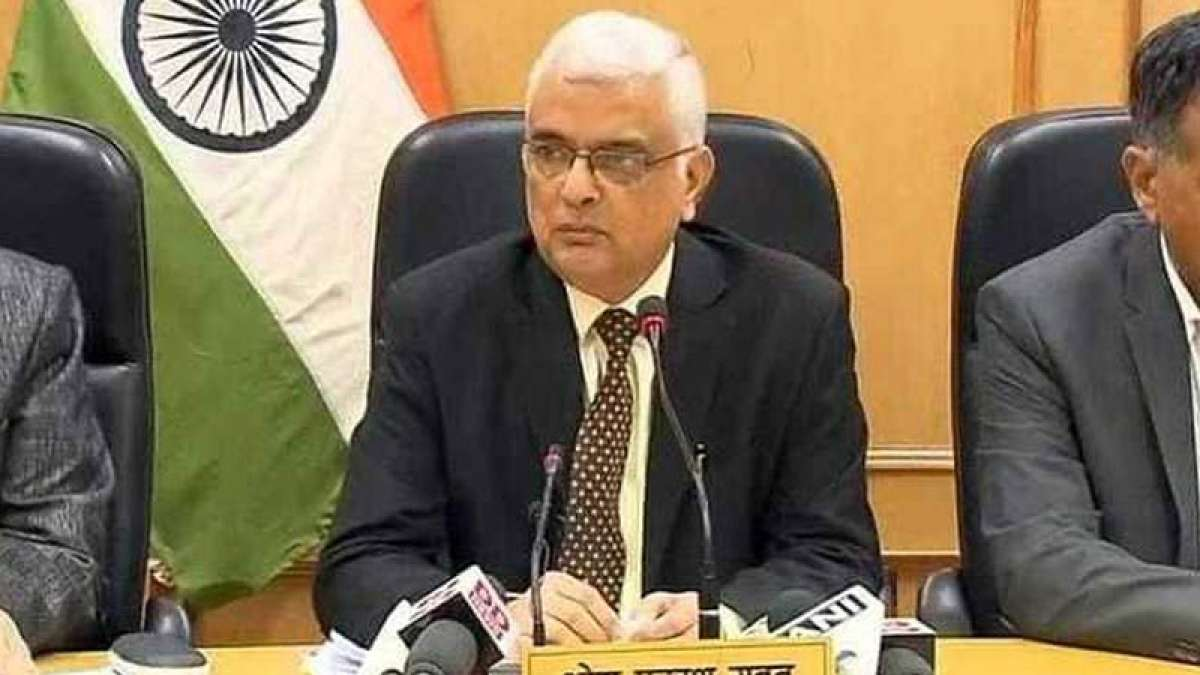 Election Commission announces poll dates for five states, results on Dec 11
