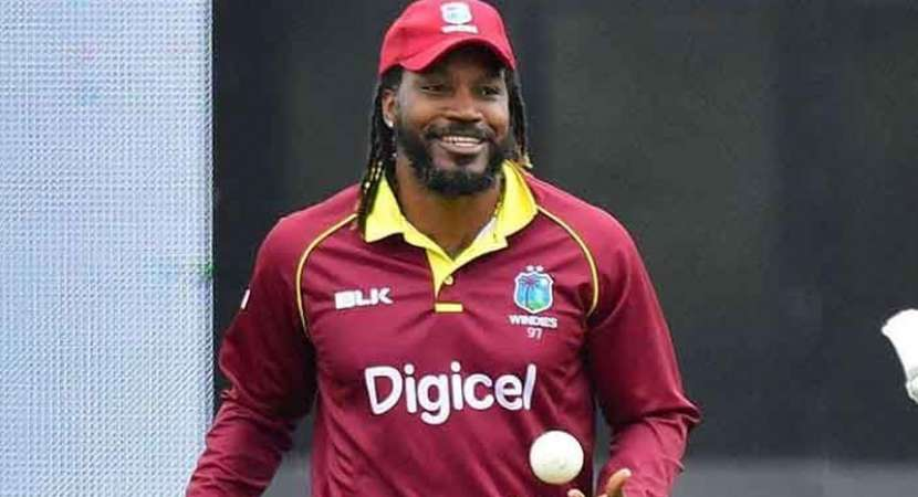 Chris Gayle not to play ODIs, T20s against India