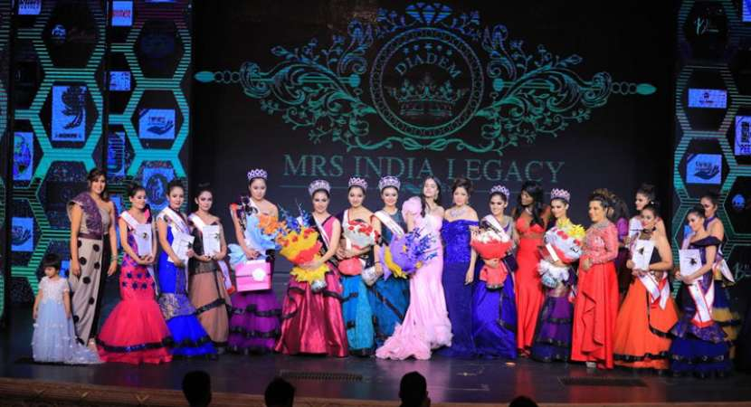 Mrs India Legacy 2018 pageant show dazzles at KOD