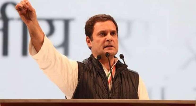 Rahul Gandhi slams PM Narendra Modi, calls him 'corrupt' again