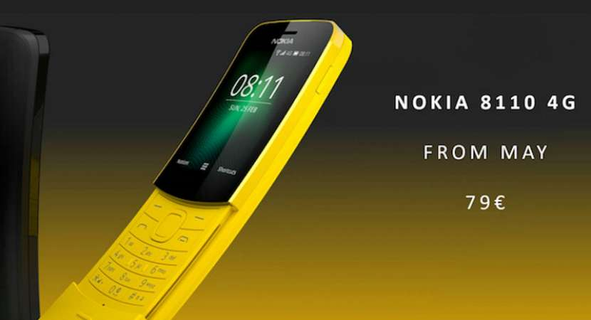 Nokia launches two new phones – Nokia 3.1 Plus and Nokia 8110 4G