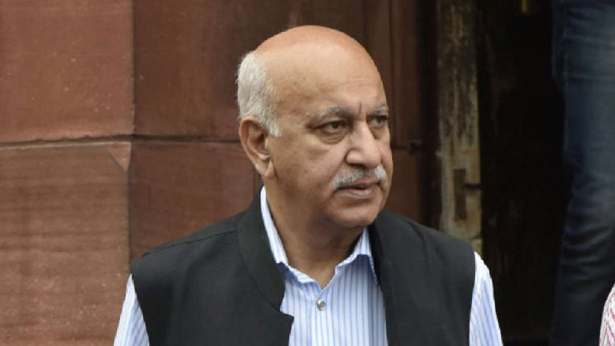 MJ Akbar returns to India, may speak over #metoo allegations
