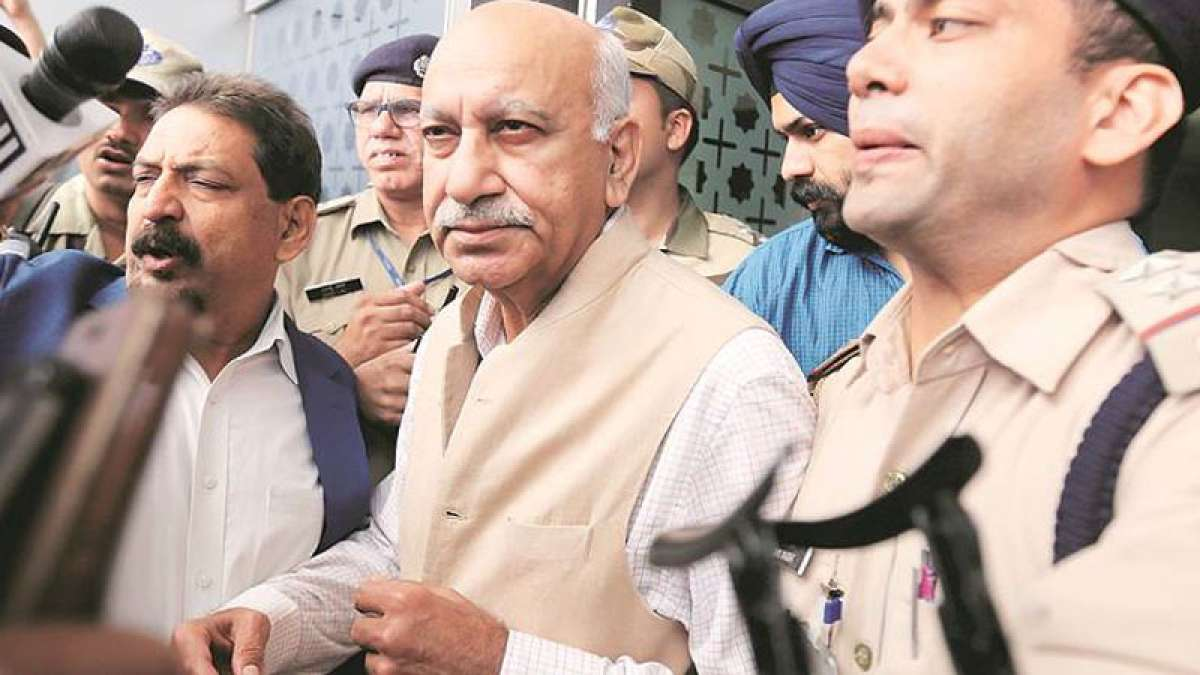#MeToo: Allegations 'false and fabricated', says MJ Akbar