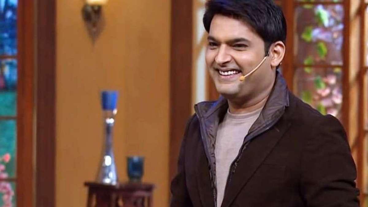 Comedian-turned-actor Kapil Sharma