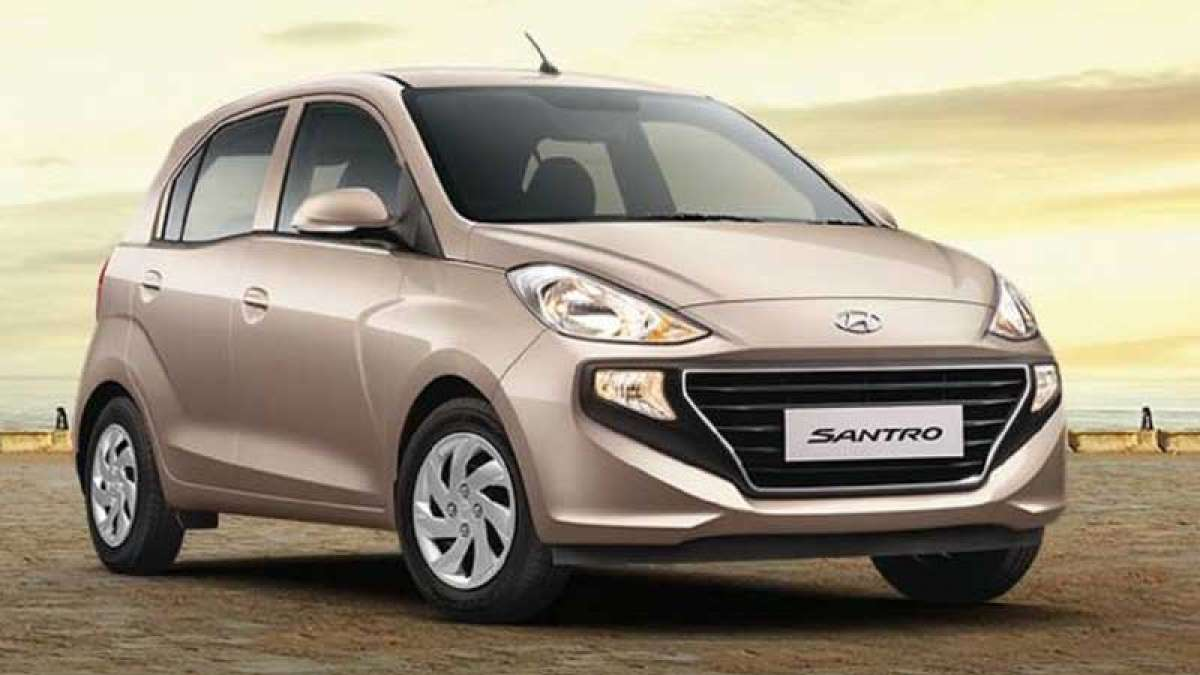 Hyundai cheats customers on all-new Santro price tag?