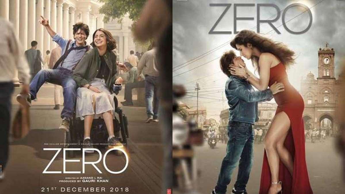 Blockbuster alert! 'Zero' trailer presents twisted love triangle