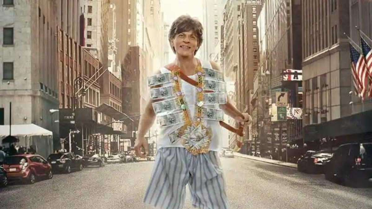 Shah Rukh Khan's 'Zero' trailer gets thumbs up from Bollywood