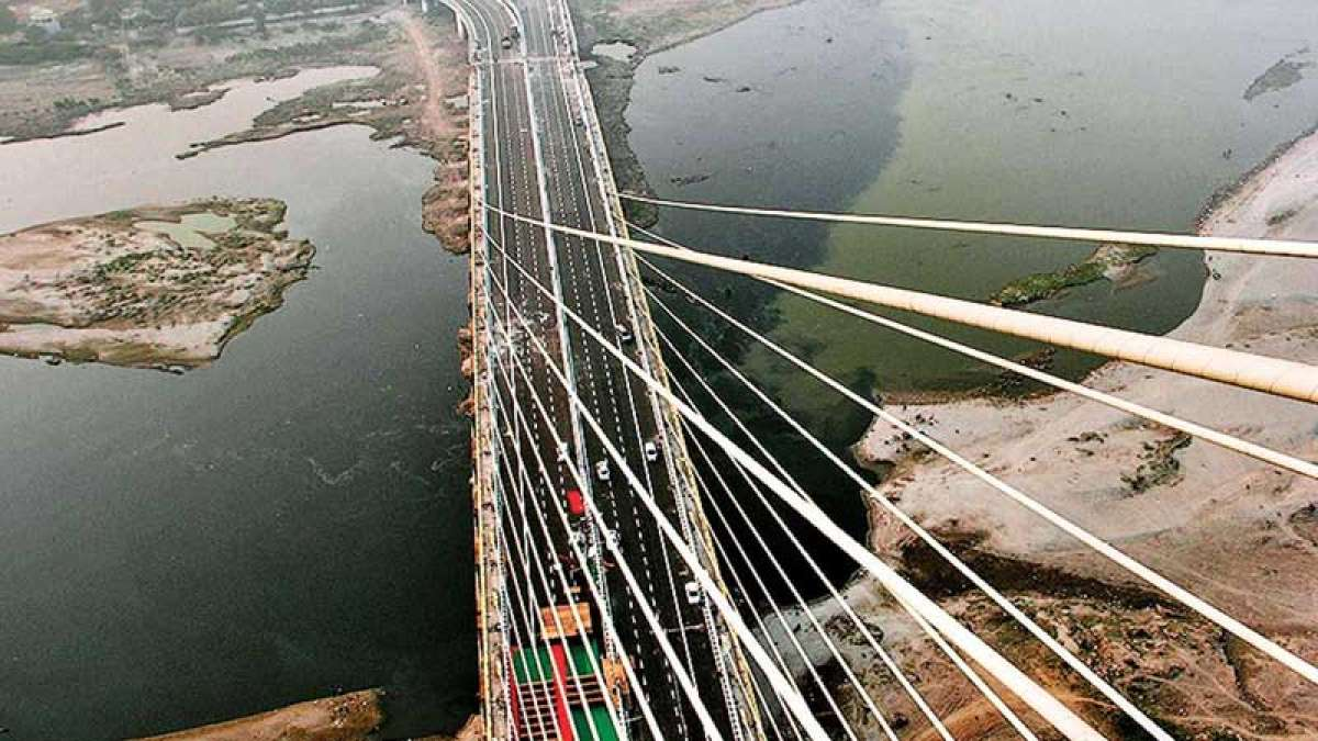 Delhi's Signature Bridge opens for public: Glass deck, panoramic view and all you need to know