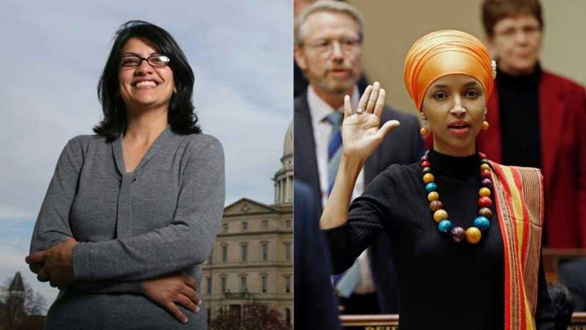 US midterm elections: Two Muslim women elected to US Congress