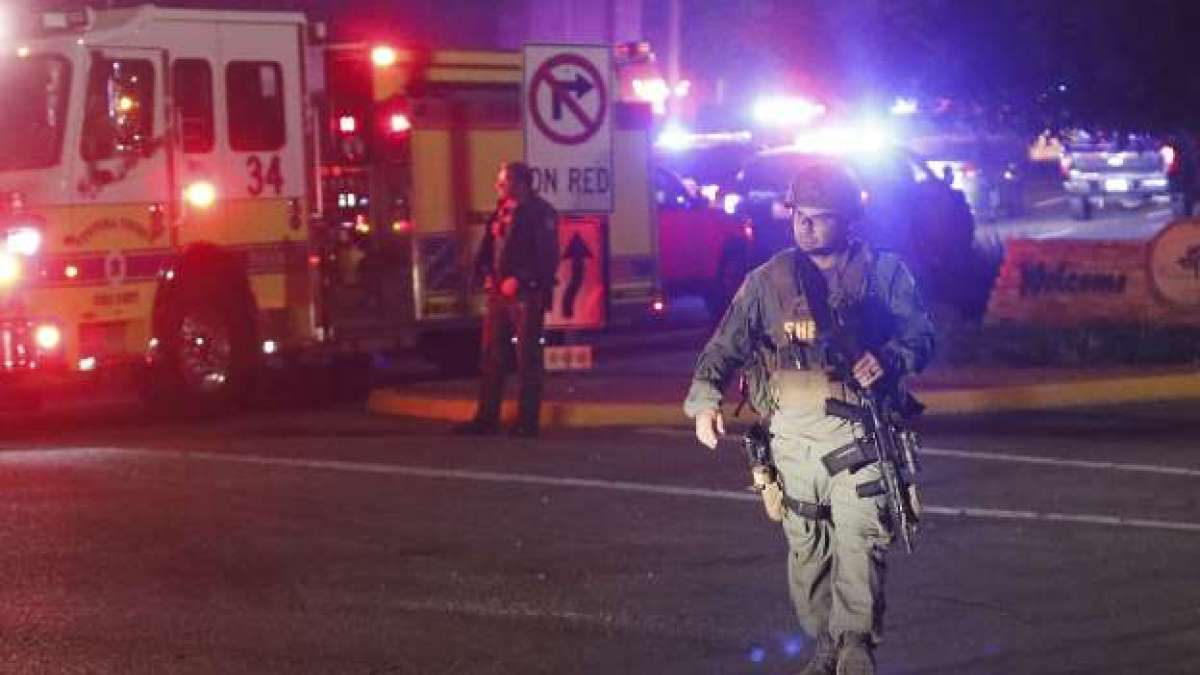 A gunman opened fire on a crowd inside Borderline Bar & Grill in Thousand Oaks, California. Reports say multiple people were killed and injured, and the gunman is reportedly dead.