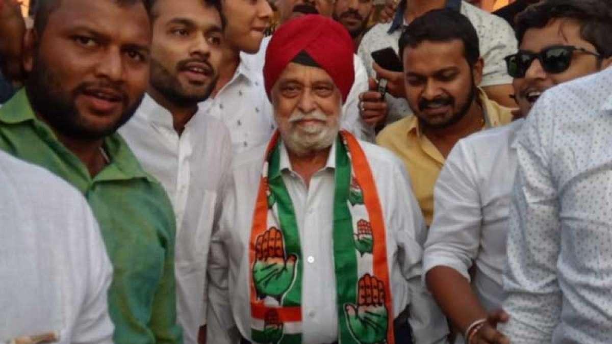 Madhya Pradesh Polls 2018: Sartaj Singh, denied ticket from BJP, joins Congress